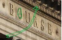 La bourse de Paris retrouve le sourire apr�s une semaine de folie