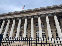 Consolidation ou début de correction sur la bourse de Paris?